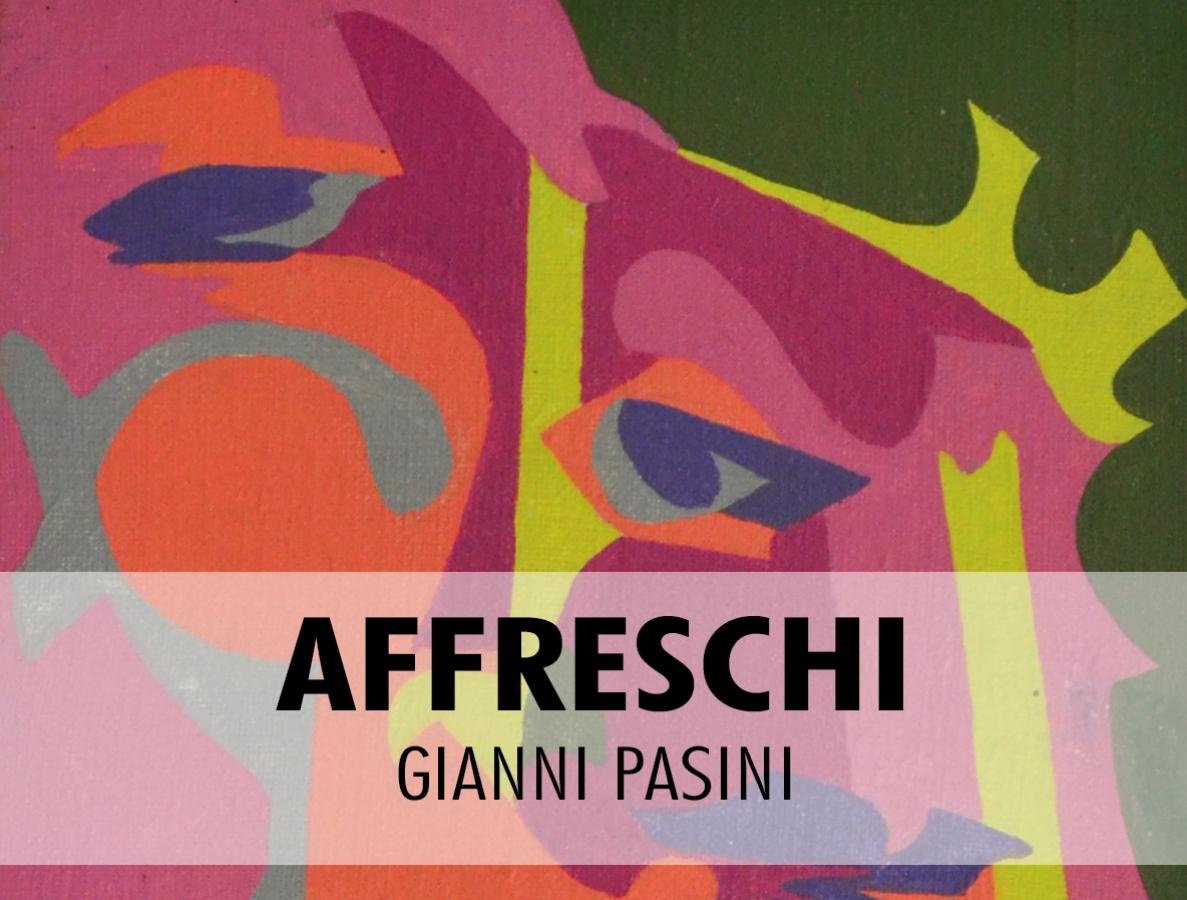Affreschi di Gianni Pasini