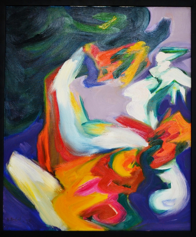 Portrait sans visage -2